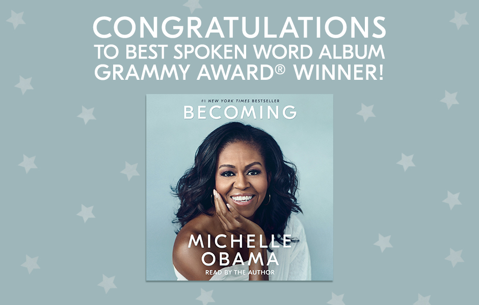 Michelle Obama's Becoming wins Best Spoken Word Album GRAMMY award