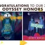 2020 Odyssey Honor Audiobooks