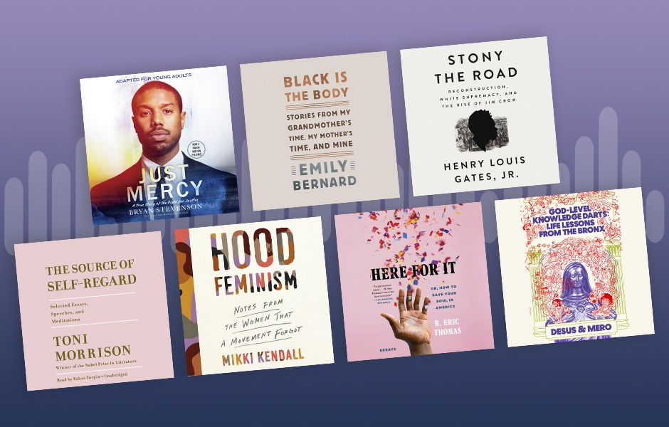 Must-Listen Non-Fiction by African American Authors Black History Month