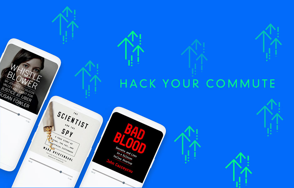 Hack Your Commute Business Audiobooks