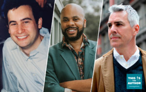 On the Podcast: David Levithan, R. Eric Thomas, and John Kenney