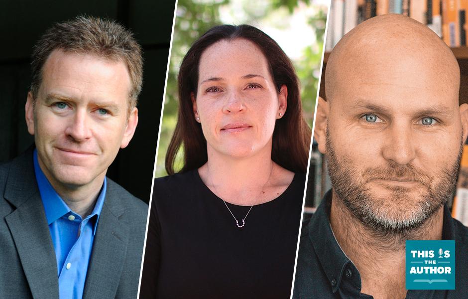 S5 E6 Steve Inskeep, Kate Winkler Dawson, William Wheeler