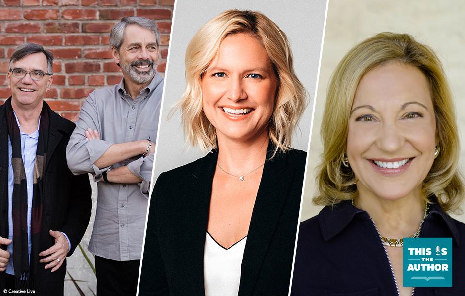S5 E12 Bill Burnett, Dave Evans, Emily Balcetis, Janice Kaplan