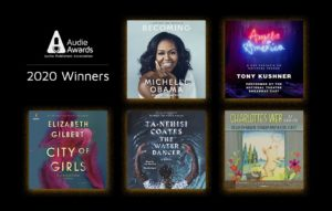 Announcing Our 2020 Audie Award Winners