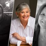S5 E19 Alex Halberstadt, Esther Safran Foer, Carolyn Forche