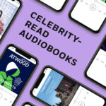 celebrity read audiobooks