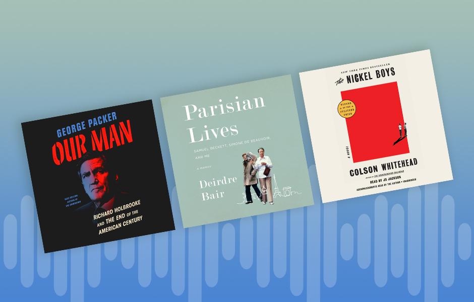 2020 Pulitzer Prize Audiobooks