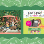 Chapter Book Activity Sheets Junie b. Jones and The Magic Tree House