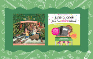 At-home Fun for Early Readers: Pair Free Activities with <em>The Magic Tree House</em> and <em>Junie B. Jones</em> Audiobooks