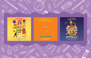 Free Activity Sheets for Fans of <em>Mr. Lemoncello</em> & Other Summer-tastic Kids Audiobooks
