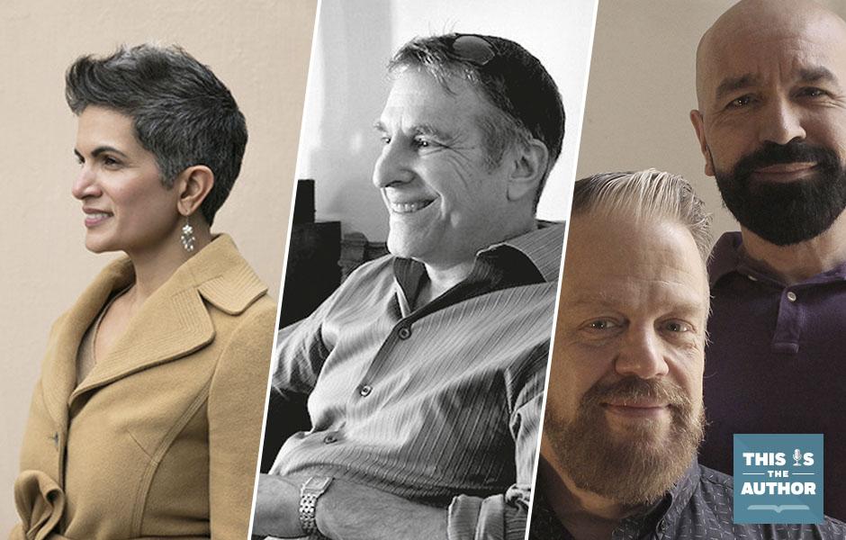 S5 Ep 32 Maya Shanbhag Lang, Benjamin Taylor, Tom Fitzgerald and Lorenzo Marquez