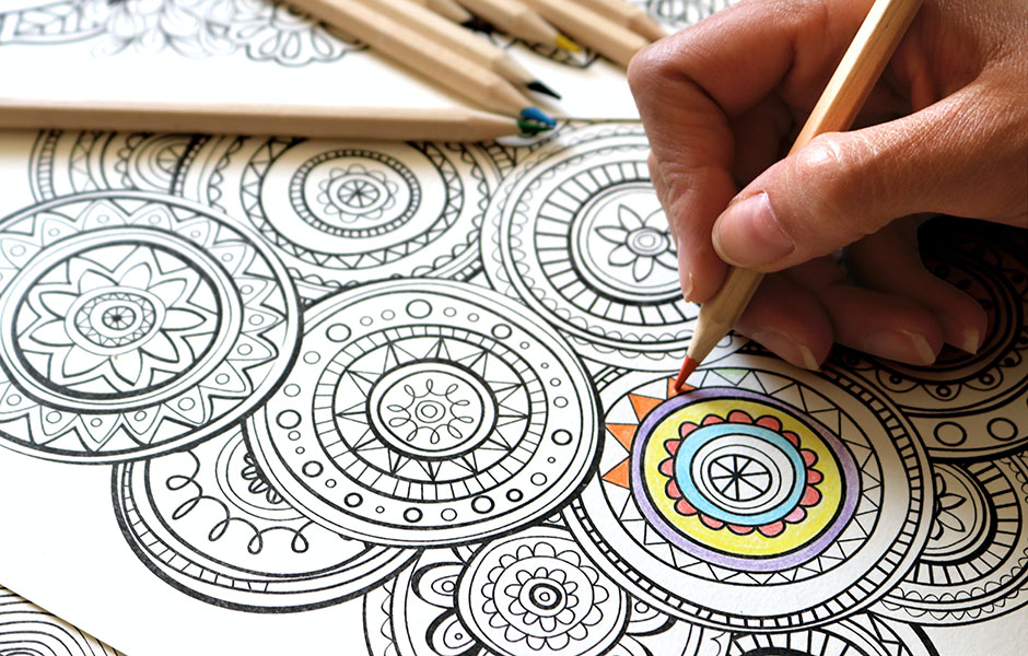 Mindfulness Coloring Pages by Pathway 2 Success | TpT | 600x940