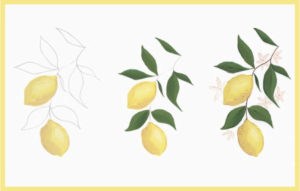 When Life Gives You Lemons...Paint Them!
