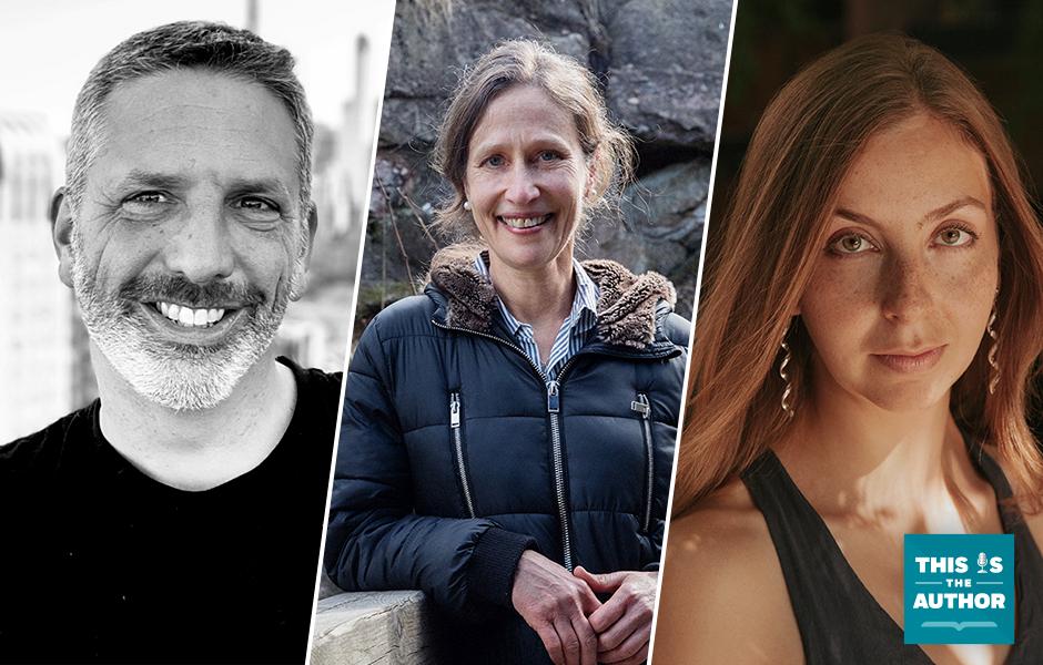 S5 E38 Andrew Cote, Jennifer Ackerman, Maria Konnikova