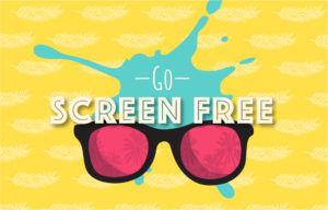 Screen-Free Time for Summer Smarties