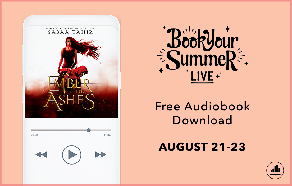 Free Audio Download_An Ember in the Ashes_Book Your Summer Live