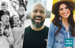 On the Podcast: Harold and Rachel Earls, Carlos Whittaker, and Becky Thompson