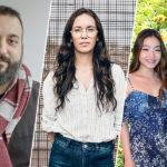 S5 E47 Daniel Nayeri, Paola Mendoza, Maia & Alex Shibutani