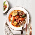 Double the Vegetables Pot Roast