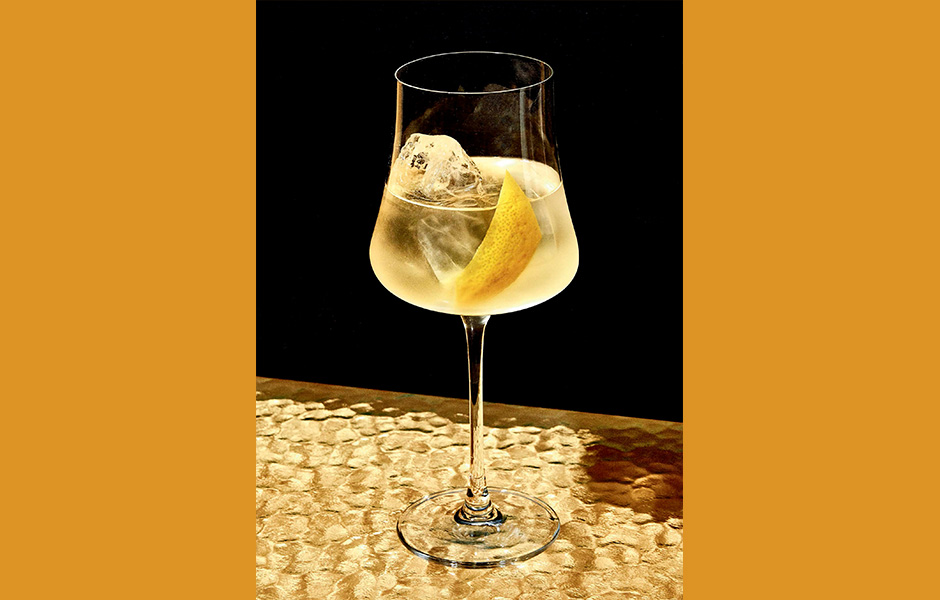 Listen and Cook_Verjus Spritz