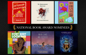 Listen to National Book Award Finalists on Audio