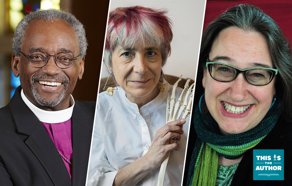 S5 E60 Bishop Michael Curry, Riva Lehrer, Heid E. Erdrich