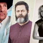 S5 E61 Matthew McConaughey, Nick Offerman, Anais Mitchell