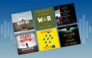 Audiobooks to Honor Veterans Day