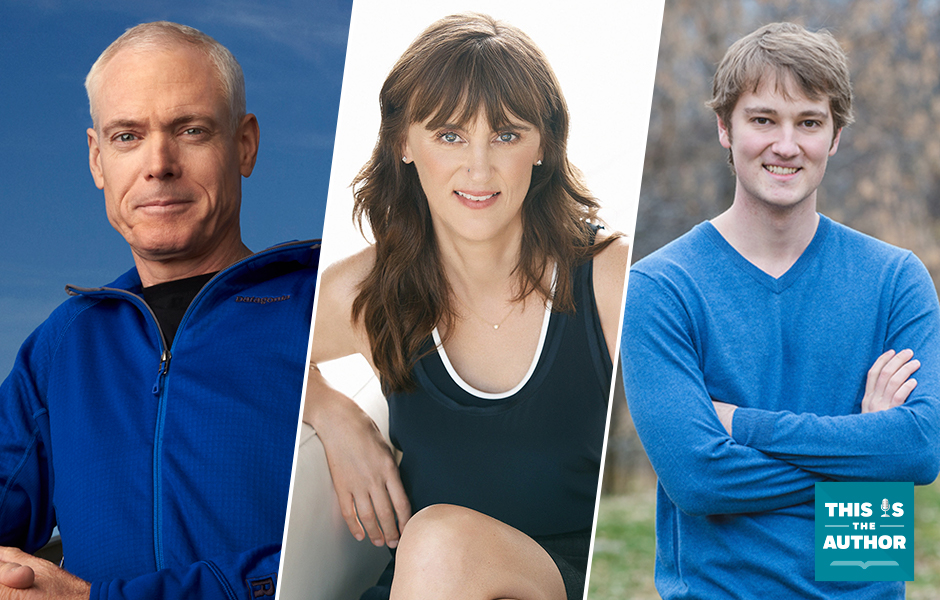 S5 E66 Jim Collins, Jen Sincero, James Rallison