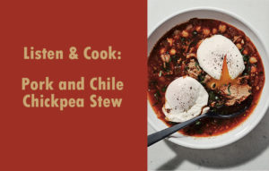 Hey, Home Chef! Make Stew With a Side of Audiobooks