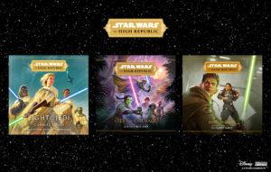 Star Wars&#x2122;: <em>The High Republic</em> Series on Audio