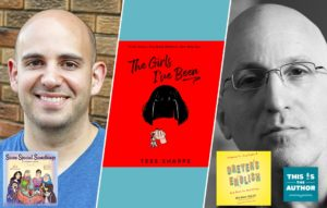 On the Podcast: Adib Khorram, Tess Sharpe, and Benjamin Dreyer