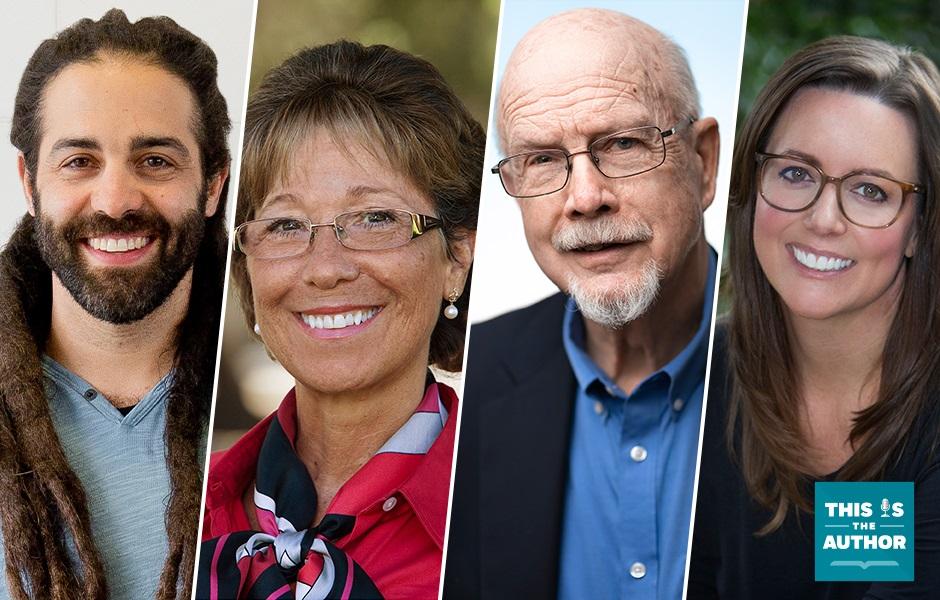 S6 E12 Daniel Fusco, Carole Robin, David Bradford, Michelle Icard