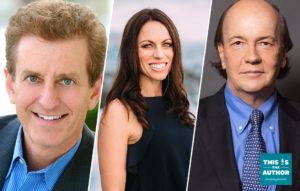 On the Podcast: Todd Buchholz, Laura Meier, and James Rickards