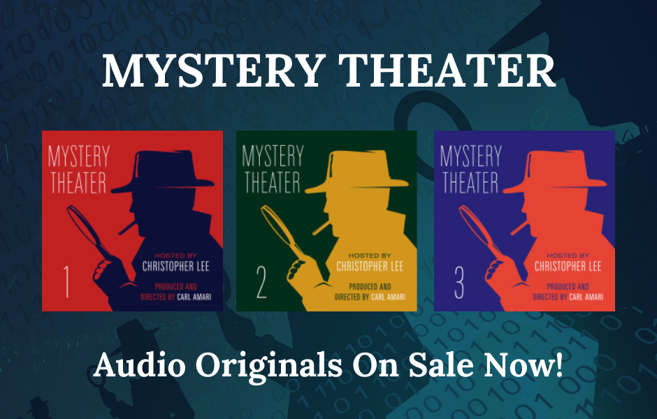 Mystery Theater Audio Original