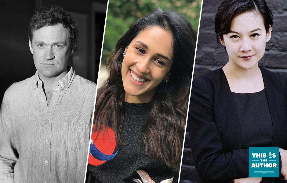 S6 E30 Patrick Radden Keefe, Mira Sethi, Michelle Zauner