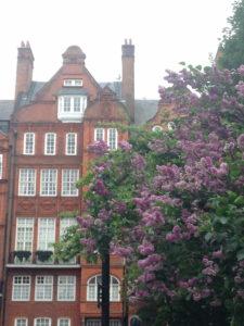 Photo of Martha Gellhorn's Home in London