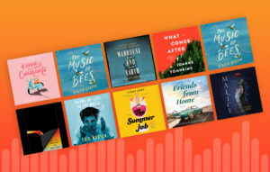Spring's Most Blooming Debut Audiobooks