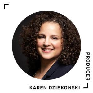 Karen Dziekonski Headshot