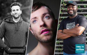 On the Podcast: Tyler Knott Gregson, Jeffrey Marsh, and Rodney Scott