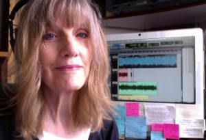 Headshot of Audio Production Editor Lisa Baney