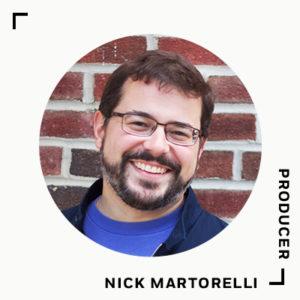 Nick Martorelli Headshot