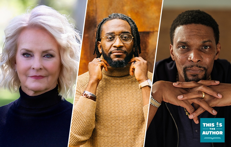 This Is the Author S6 E40 Images of Cindy McCain, Sho Baraka, Chris Bosh