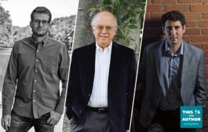 On the Podcast: John Green, Ronald C. White, and Daniel Barbarisi