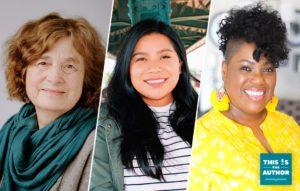 On the Podcast: Joyce Scott, Areli Morales, and Vanessa Brantley-Newton