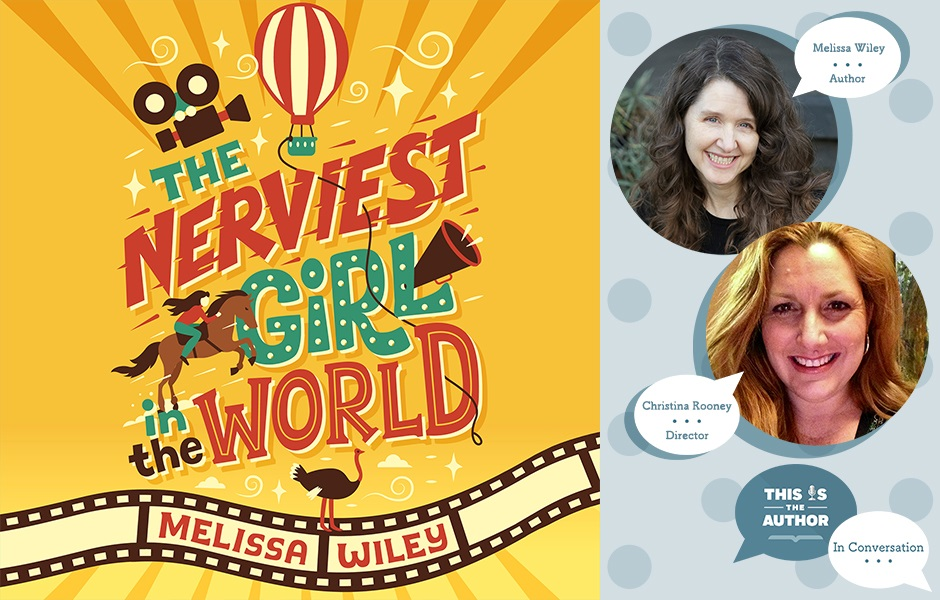 S6 E49 This Is the Author In Conversation Melissa Wiley and Christina Rooney