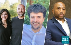 On the Podcast: Christina Hillsberg with Ryan Hillsberg, Karl Deisseroth, and Theodore R. Johnson