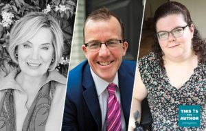 On the Podcast: Christine French Cully, Ned Johnson, and Emily Ladau