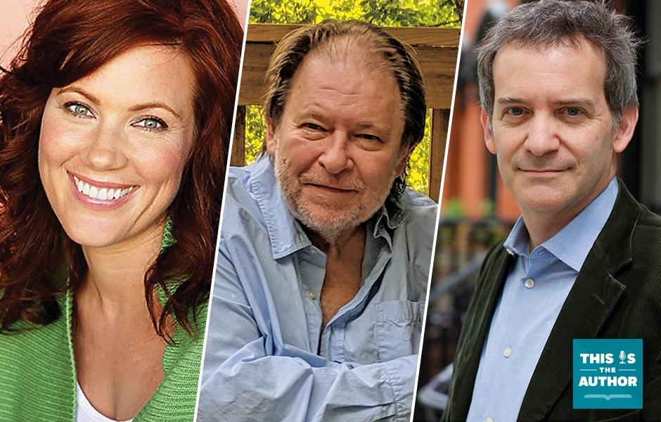 This Is the Author S6 E66 Image of Elisa Donovan, Rick Bragg, Nick Davis