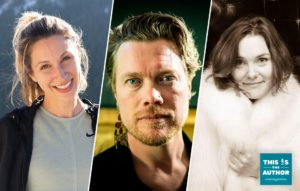 On the Podcast: Ali Nolan, Josiah Hesse, and Emily Winter